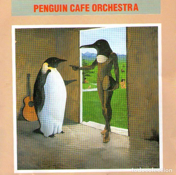 PENGUIN CAFE ORCHESTRA - CD ALBUM - 15 TRACKS - VIRGIN 1981 (Música - CD's New age)