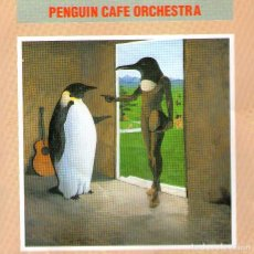 CDs de Música: PENGUIN CAFE ORCHESTRA - CD ALBUM - 15 TRACKS - VIRGIN 1981. Lote 82266860