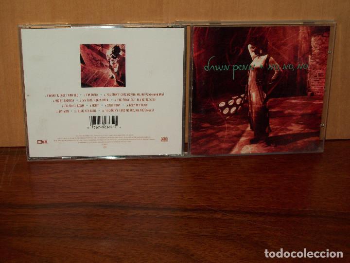 DAWN PENN -NO, NO, NO - CD (Música - CD's Reggae)