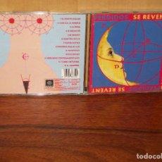 CDs de Música: PERDIDOS - SE REVENTO - CD . Lote 82333408