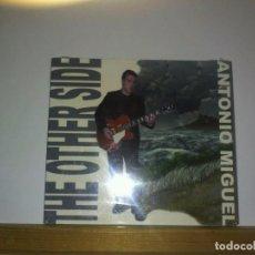 CDs de Música: CD ANTONIO MIGUEL - THE OTHER SIDE (PRECINTADO. DIGIPACK, 2008). Lote 82363164