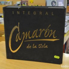 CDs de Música: CAMARON DE LA ISLA - INTEGRAL - 20 CD´S. Lote 106551098