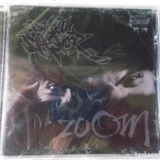 CDs de Música: DUAL SHOCK ZOOM HIP - HOP ZARAGOZA PRECINTADO. Lote 82453332