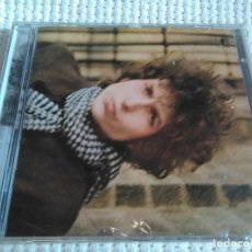 CDs de Música: BOB DYLAN - '' BLONDE ON BLONDE '' CD REMASTERED SEALED. Lote 47475265