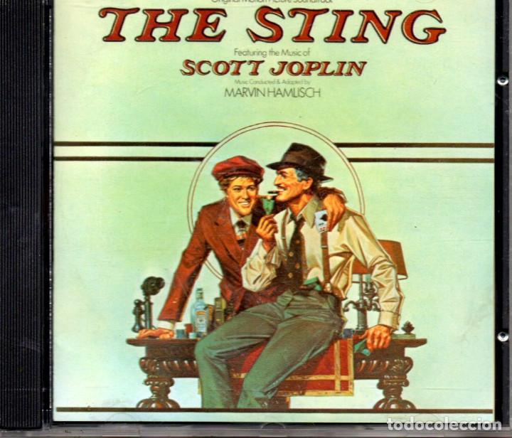 EL GOLPE (THE STING) BSO (Música - CD's Bandas Sonoras)