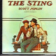CDs de Música: EL GOLPE (THE STING) BSO. Lote 82476500