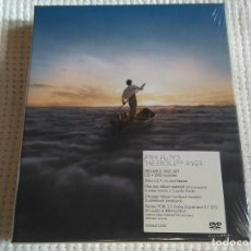 CDs de Música: PINK FLOYD - '' THE ENDLESS RIVER '' CD + DVD DELUXE EDITION BOX SET 2014 EU SEALED. Lote 95563502