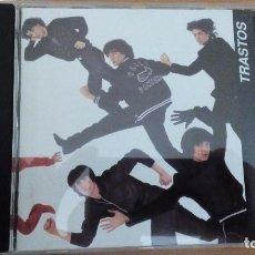 CDs de Música: TRASTOS CD 1980. Lote 201215247
