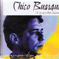 CDs de Música: CD CHICO BUARQUE ¨AQUARELA DO BRASIL¨. Lote 82549448
