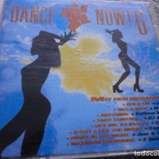 CDs de Música: CD. DOBLE. VARIOS - DANCE NOW VOLUME 6 ( NEW ). Lote 82568668