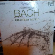 CDs de Música: BACH - CHAMBER MUSIC. Lote 82642408