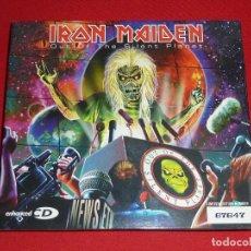 CDs de Música: IRON MAIDEN OUT OF THE SILENT PLANET CD SINGLE DIGIPACK EDICION LIMITADA Y NUMERADA. Lote 82663808