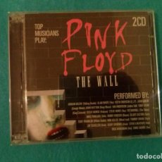 CDs de Música: PINK FLOYD - THE WALL...DOBLE CD. Lote 82671624