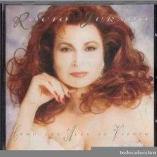 CDs de Música: ROCIO JURADO-CD COMO LAS ALAS AL VIENTO. Lote 82722408