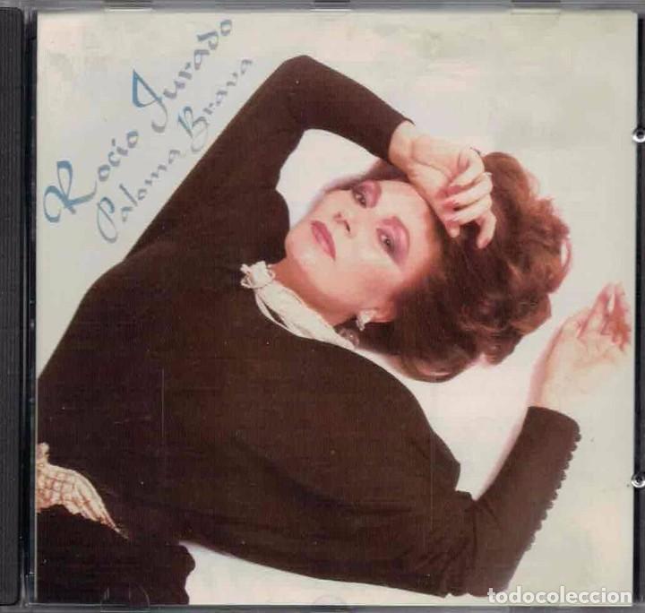 ROCIO JURADO-CD PALOMA BRAVA (Música - CD's Flamenco, Canción española y Cuplé)