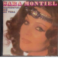 CDs de Música: SARA MONTIEL-CD CANCIONES DE MI VIDA. Lote 82740700