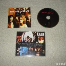 CDs de Música: BON JOVI- THESE DAYS. Lote 82756452