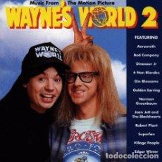 Wayne's World 2 - BSO CD Precintado