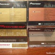 CDs de Música: PIONEER - THE ALBUM VOLUMEN 3 - TRIPLE CD DE DANCE / HOUSE / PROGRESSIVE. Lote 82827620