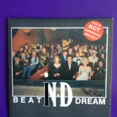 CDs de Música: IN-D MAXI CD BEAT IN -D DREAM + 2. Lote 82837820