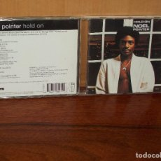 CDs de Música: NOEL POINTER - HOLD ON - CD . Lote 82853604