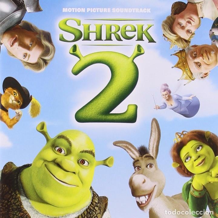 SHREK 2 - CD BSO (Música - CD's Bandas Sonoras)