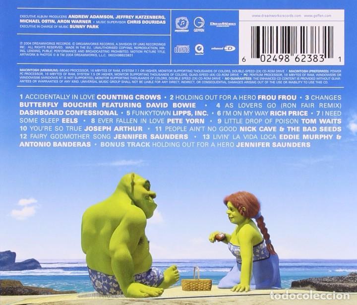 CDs de Música: Shrek 2 - CD BSO - Foto 2 - 82874704