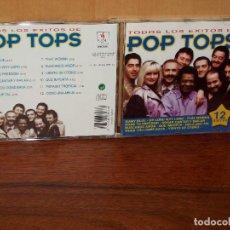 CDs de Música: POP TOPS - TODOS SUS EXITOS - CD 12 CANCIONES . Lote 82876016