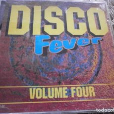 CDs de Música: CD. VARIOS. DISCO FEVER - VOLUME FOUR - ( NEW ). Lote 82883024
