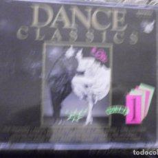 CDs de Música: CD. DOBLE. VARIOS - DANCE CLASSICS-VOL 1 ( NEW ). Lote 82886356