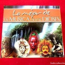 CDs de Música: LA MEJOR MÚSICA DE LOS DIOSES - 3 CDS. Lote 82904948