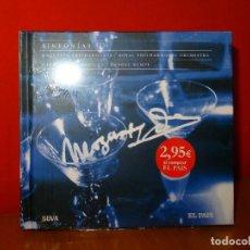 CDs de Música: MOZART SINFONÍAS KARAJAN CD + LIBRO. Lote 82905932