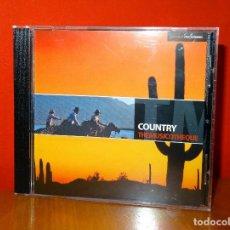 CDs de Música: MUSICA COUNTRY RECOPILACIÓN CD. Lote 82906016