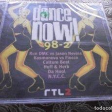 CDs de Música: CD. DOBLE. VARIOS - DANCE NOW 98-2 PRECINTADO. Lote 82916356