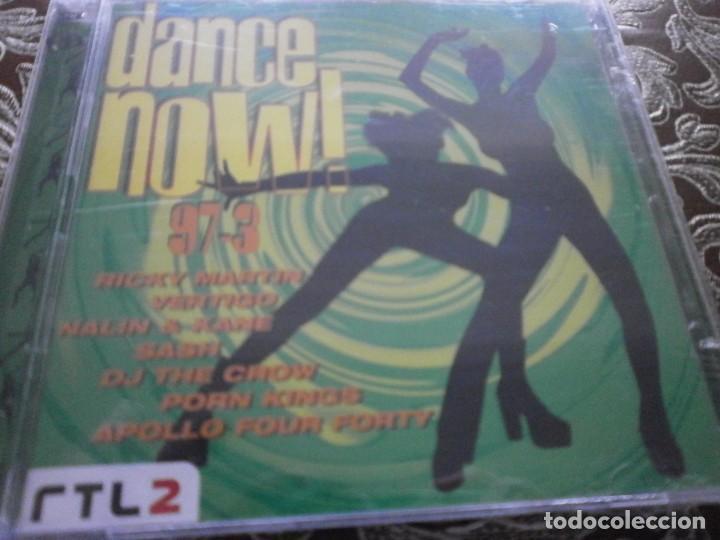 CD. DOBLE. VARIOS - DANCE NOW 97-3 PRECINTADO (Música - CD's Disco y Dance)