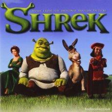 CDs de Música: SHREK - CD BSO. Lote 82962832