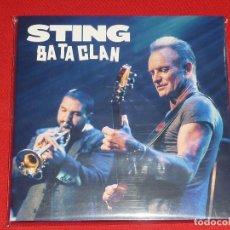 CDs de Música: STING BATACLAN DOBLE CD - THE POLICE. Lote 82985896