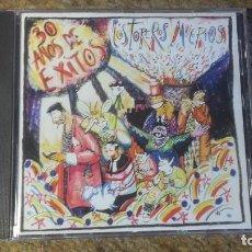 CDs de Música: LOS TOREROS MUERTOS , 30 AÑOS DE ÉXITOS , CD 1987 , ESTADO IMPECABLE. Lote 82995204