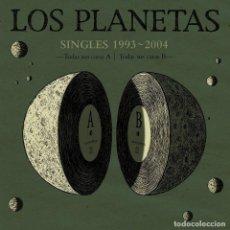 CDs de Música: LOS PLANETAS * BOX SET 22 CDS * SINGLES 1993-2004 * CAJA PRECINTADA. Lote 158623068