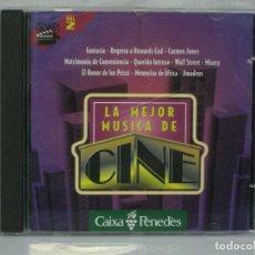 CDs de Música: LA MEJOR MUSICA DE CINE (VOLUMEN 2) *** CD MUSICA BANDA SONORA ***. Lote 83057684