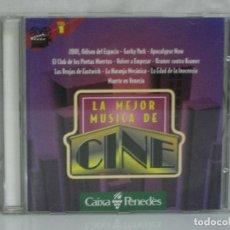 CDs de Música: LA MEJOR MUSICA DE CINE (VOLUMEN 1) *** CD MUSICA BANDA SONORA ***. Lote 83057748