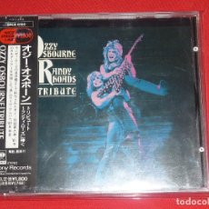 CDs de Música: OZZY OSBOURNE TRIBUTE CD JAPON . Lote 83137056