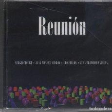 CDs de Música: REUNION: SERGIO MOURE - JUAN MANUEL CIDRON - LEO FILLOY - JUAN FRANCISCO PADILLA. Lote 83144248
