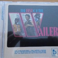 CDs de Música: WAILERS THE BEST OF CD. Lote 83146320