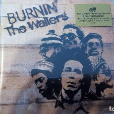 CDs de Música: BOB MARLEY AND THE WAILERS BURNING THE WAILERS CD. Lote 83147016
