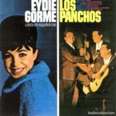 CDs de Música: CD EYDIE GORME CANTA EN ESPAÑOL CON LOS PANCHOS . Lote 83203872
