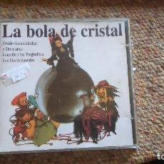 La bola de Cristal , alaska , loquillo , electroduendes , cd