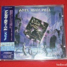 CDs de Música: AXEL RUDI PELL MAGIC CD JAPON. Lote 83341704
