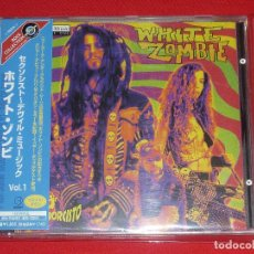 CDs de Música: WHITE ZOMBIE LA SEXORCISTO CD JAPON. Lote 83342904