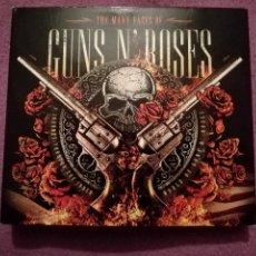 CDs de Música: LIQUIDACIÓN THE MANY FACES OF GUNS N' ROSES 3CD AXL ROSE SLASH. Lote 83345668